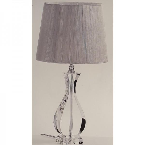 lampada cristallo goccia
